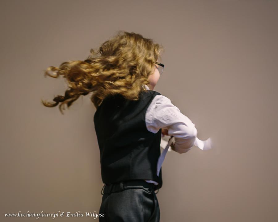 Laura w tańcu