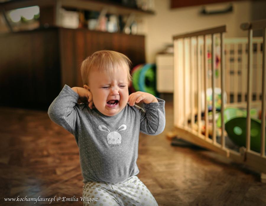 Dziecięce emocje - fotografia
