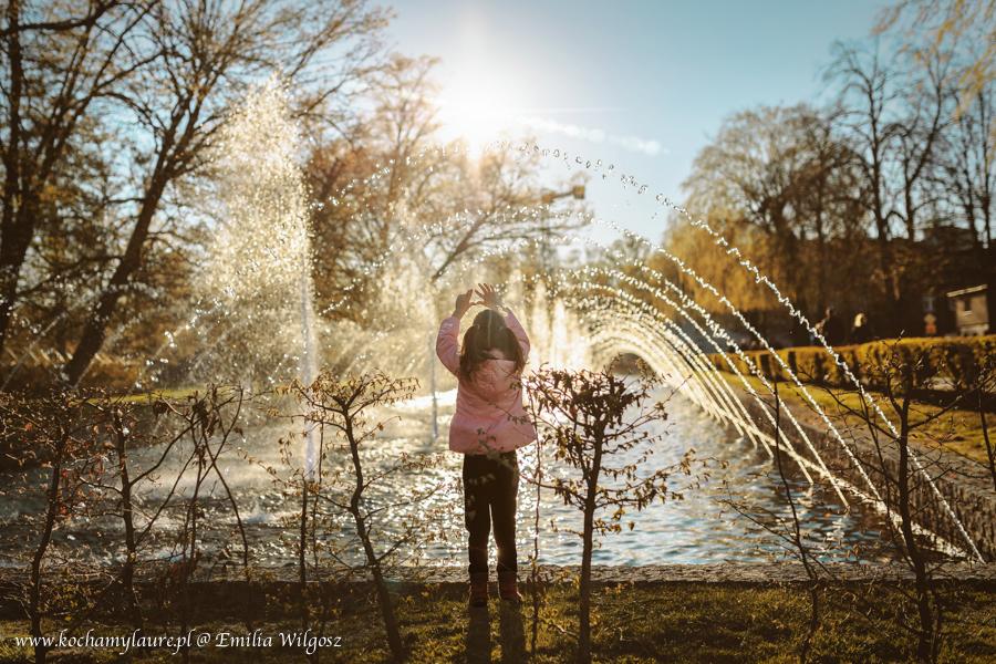 Piękne światło - Fotograf dziecięcy
