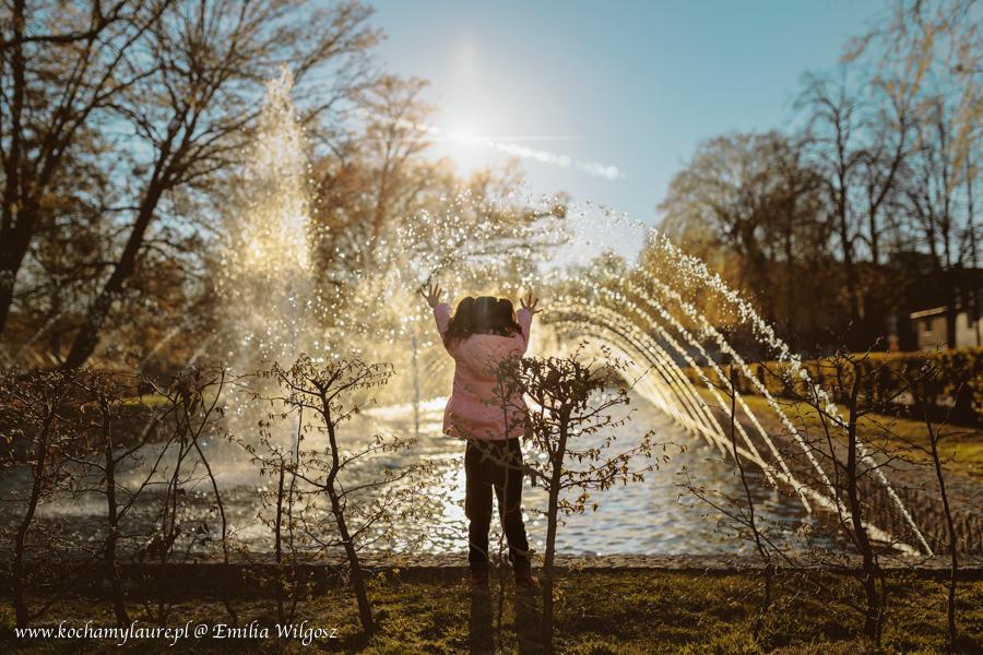 Światło w fotografii - fotografia dziecięca