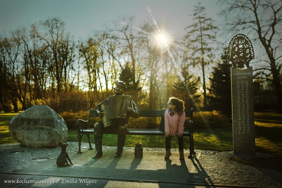Fotografowanie dzieciństwa - zdjęcia ze światłem
