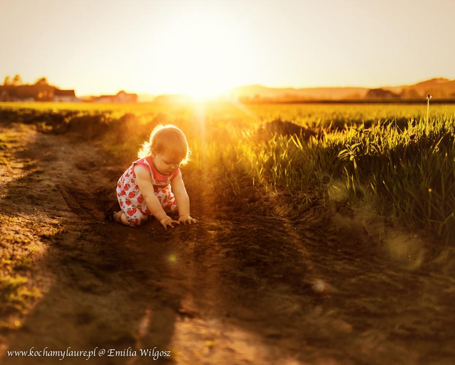 Blisko natury - Fotografowanie dzieci