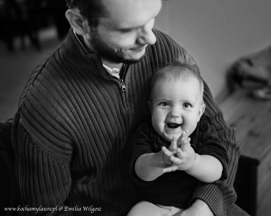 Ojcostwo - fotografia rodzinna