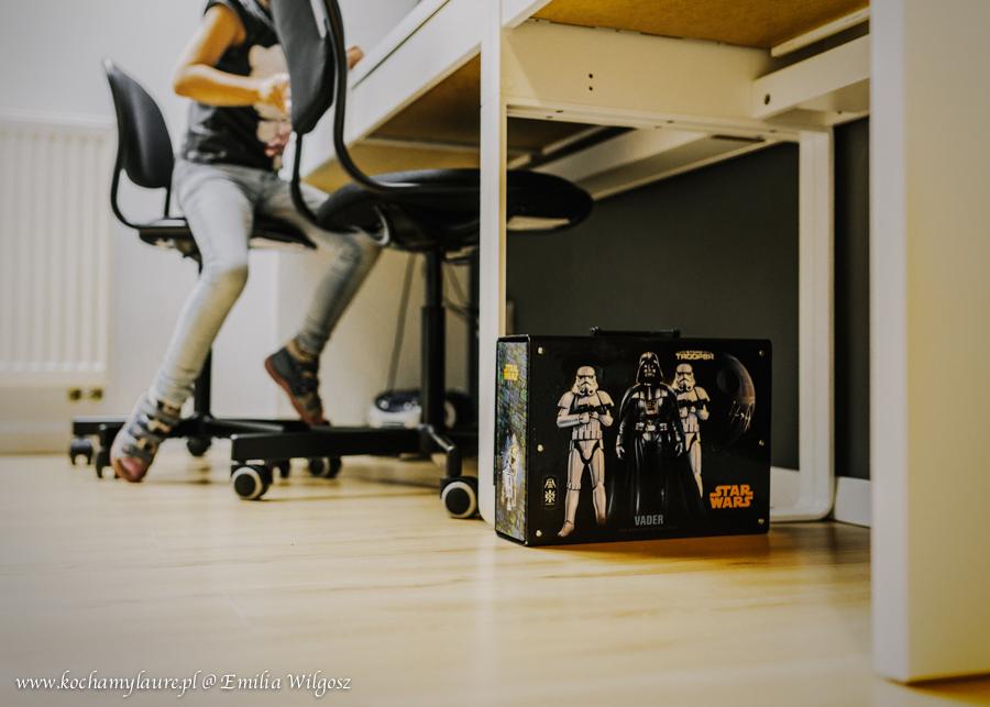 Pomysł na pokój dla dziecka Star Wars