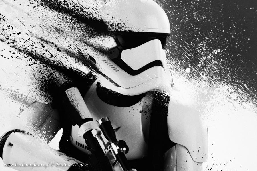 Obraz na ścianę Szturmowiec Star Wars