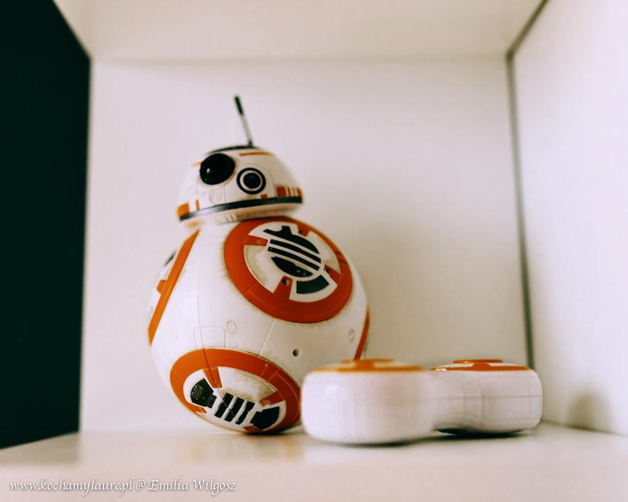 BB8 robot sterowany Star Wars Gwiezdne Wojny
