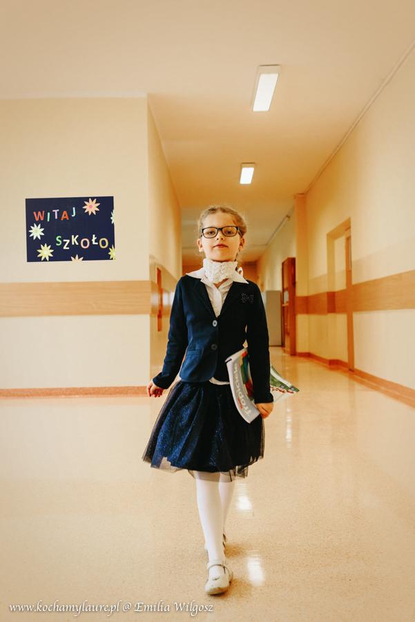 Witaj szkoło - pierwszy dzień szkoły
