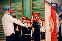 Ślubowanie pierwszoklasisty – Październik 2017