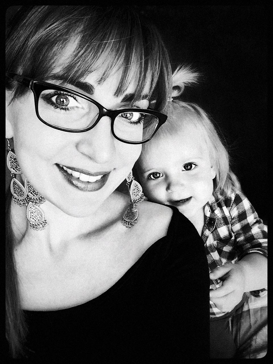 Mama i córka - Instagram