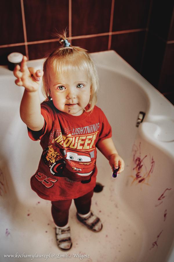 Zabawne zdjęcie - fotografowanie dzieci