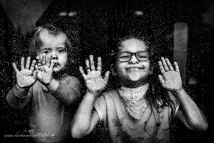 Listopad - fotografia dziecięca