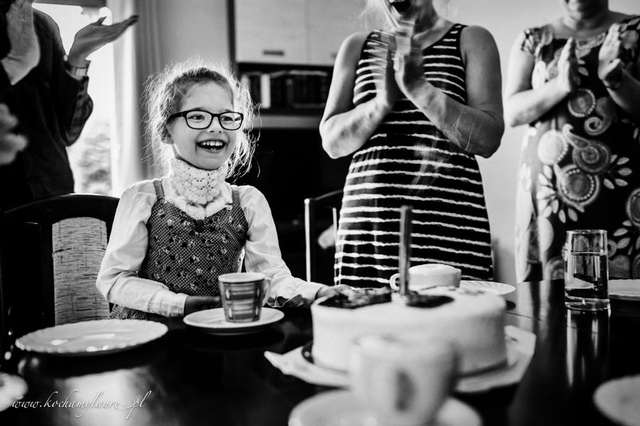 Urodziny - sesja, zdjęcia dzieci