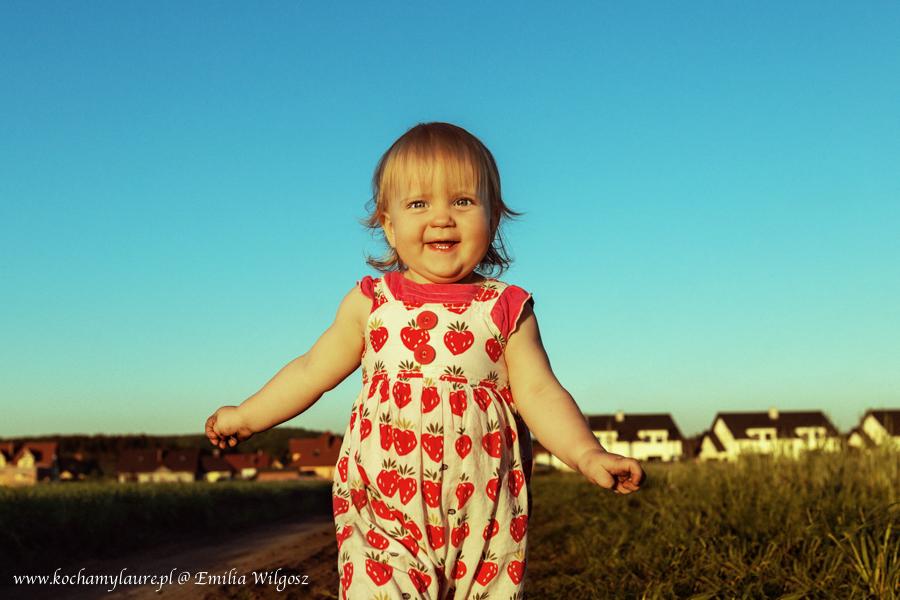 Dziecko - robienie zdjęć