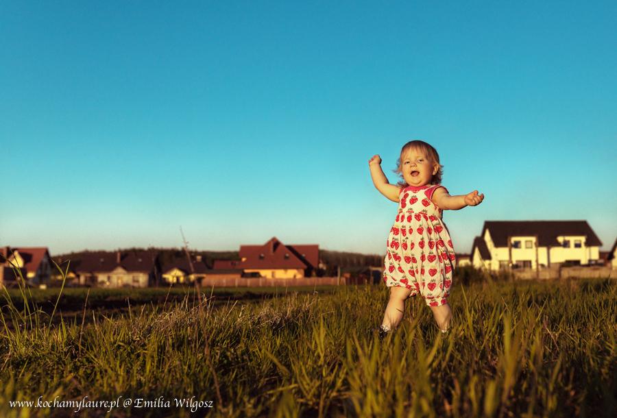 Dziecko i przestrzeń, zdjęcia