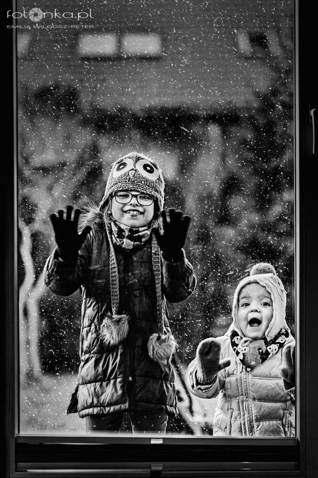 Dzieci i zima