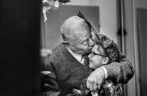 Pradziadek i wnuczka – Grudzień 2017