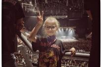Na koncercie Iron Maiden – Lipiec 2018