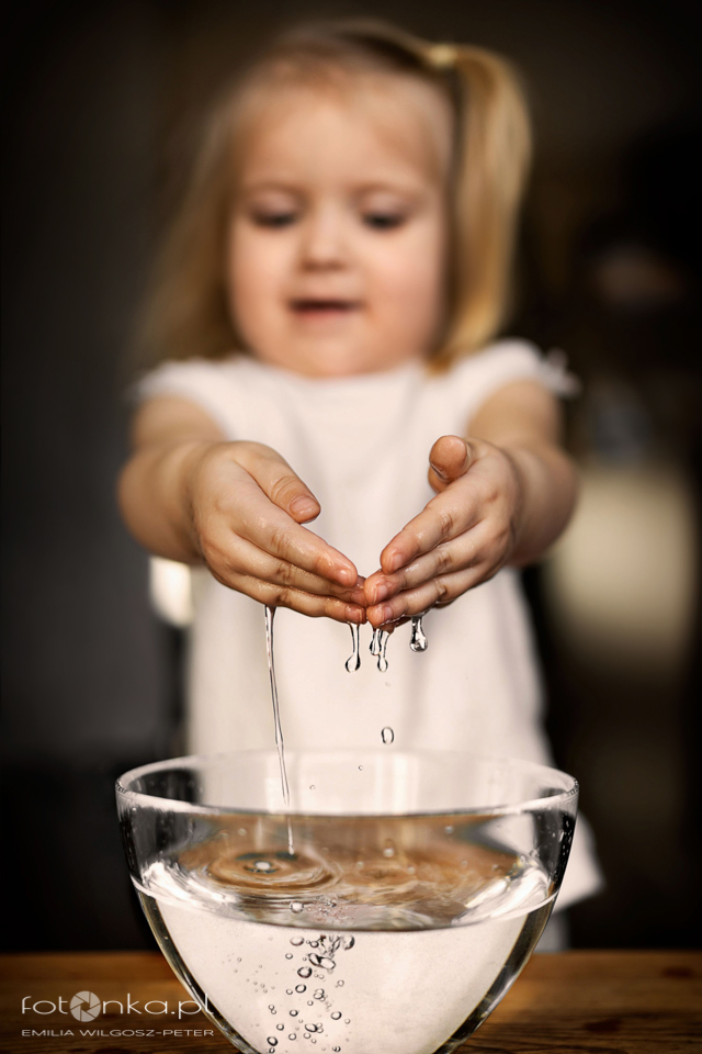 Emilia Wilgosz-Peter - Dokumentalna fotografia dziecięca