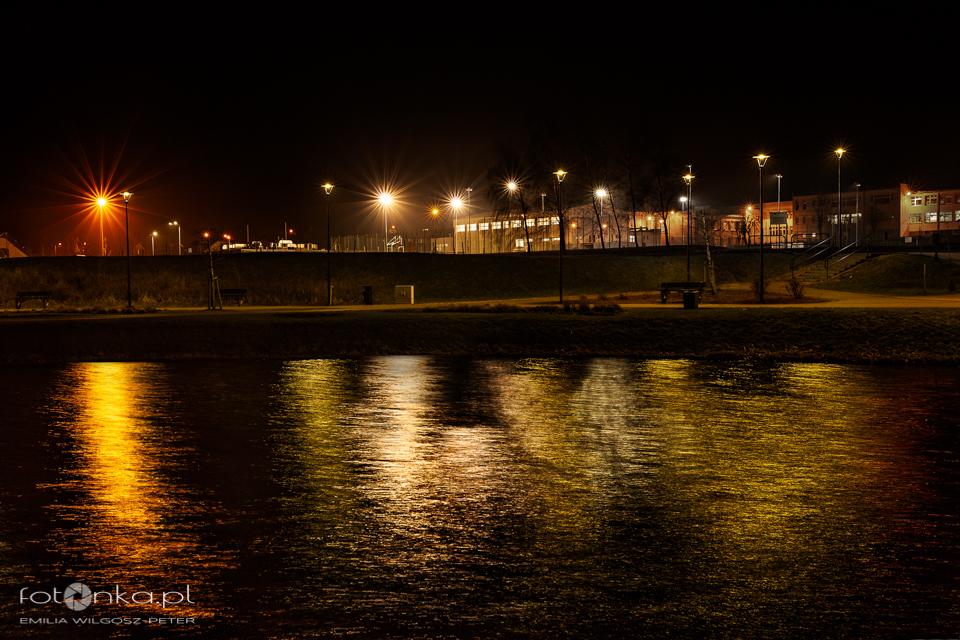 Luzino - fotografia nocna