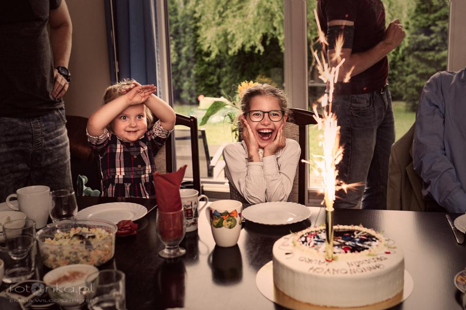 Dziewiąte urodziny Laury 1