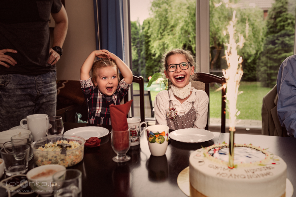 Dziewiąte urodziny Laury 2