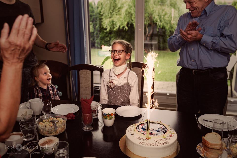 Dziewiąte urodziny Laury 4
