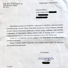 Jest odpowiedź z NFZ w sprawie operacji Laury…