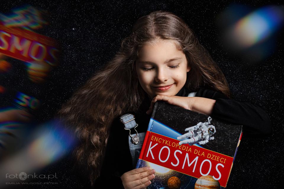 Laura i Kosmos - fotografia dziecięca fotonka.pl