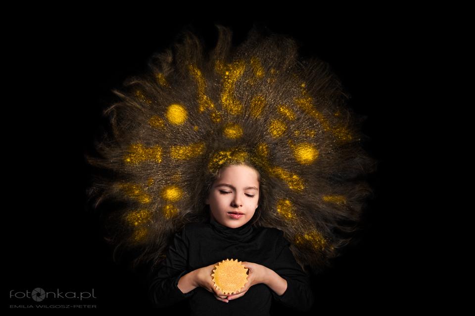 Słońce - portret artystyczny fotonka.pl