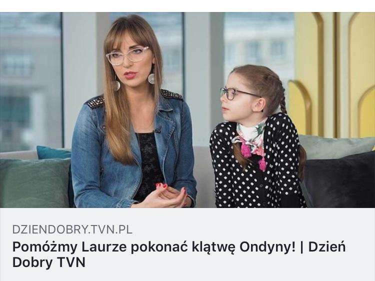 Nasz występ w DD TVN