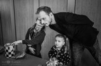 Tata z córkami – Grudzień 2019