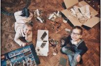 Dziewczyny budują z klocków – Luty 2020