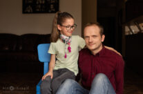 Tata i córka – Sierpień 2020