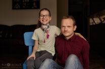 Ojciec i córka – Sierpień 2020