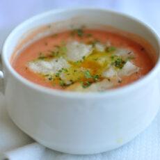 Wyśmienite gazpacho w 15 min.