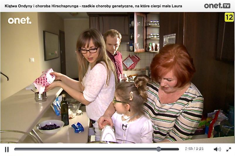 Laura w Onet.pl 2015