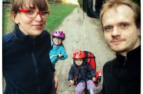 Rodzinka na wycieczce – Kwiecień 2018
