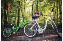 Rowerzystka – Kwiecień 2018