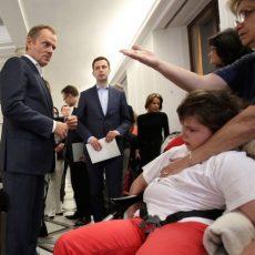 To i ja się o proteście w Sejmie wypowiem…