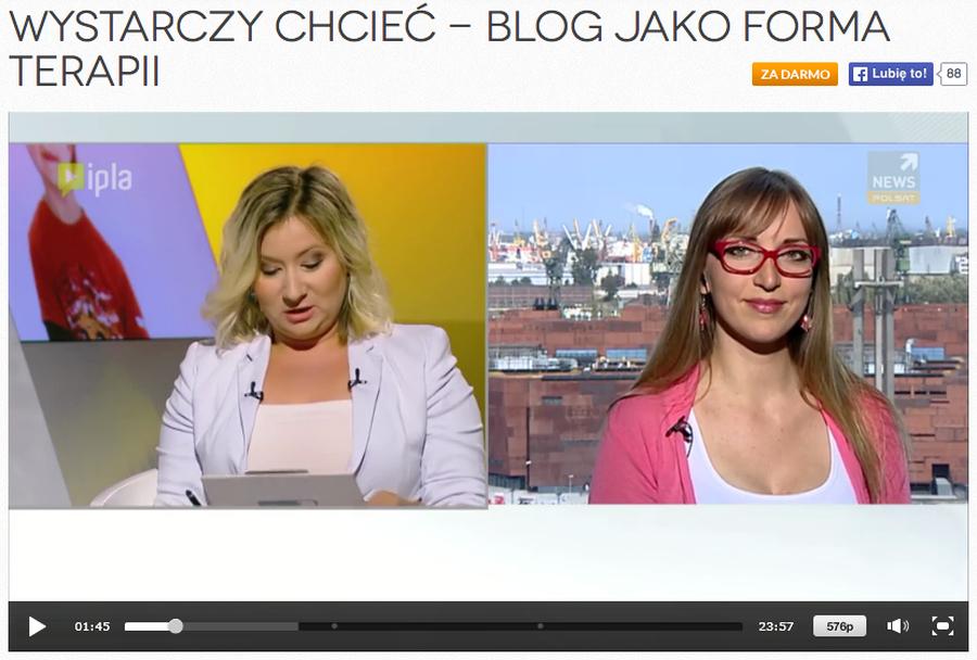 www.kochamylaure.pl_mama_laury_w_polsat_news